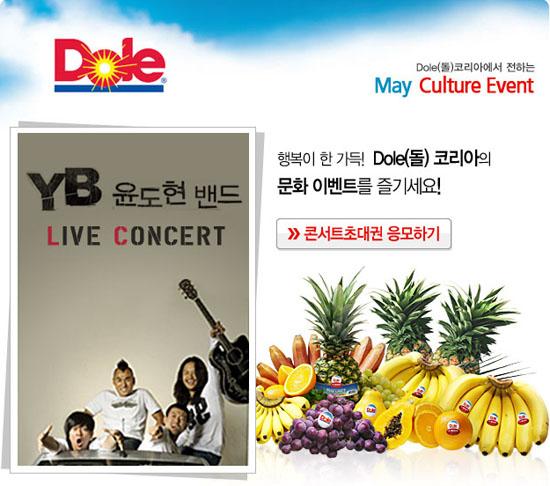 윤도현 밴드 콘서트 티켓