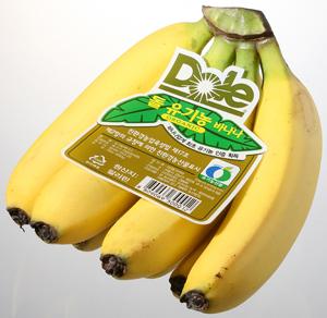 유기농 바나나